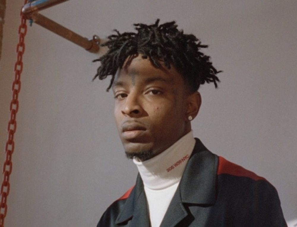 21 SAVAGE | DEPORTED ?