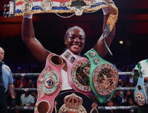 WOMEN'S | BOXING CHAMP