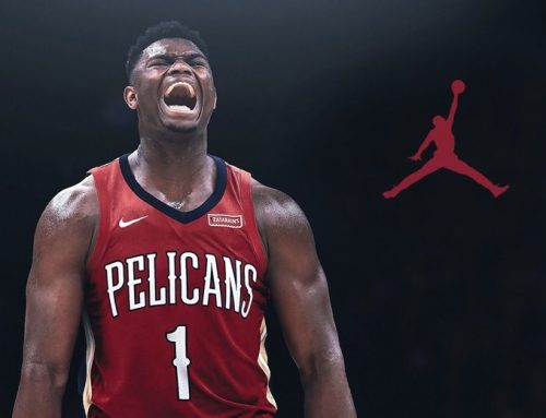 ZION JOINS | AIR JORDAN