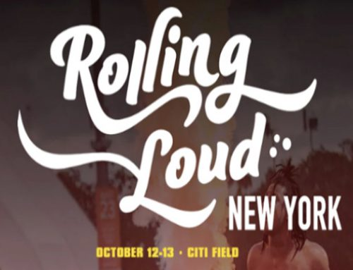 NYPD | ROLLING LOUD LETTER?