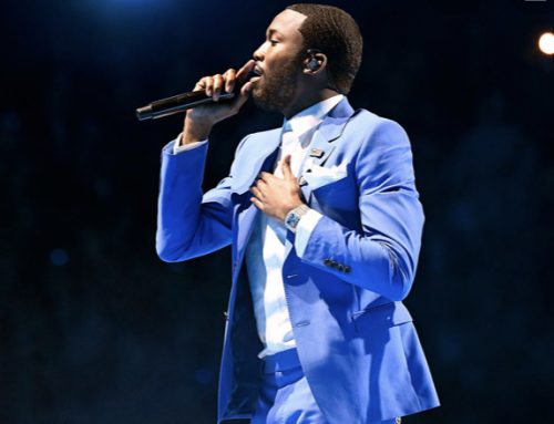 "MEEK MILL ""LETTER 