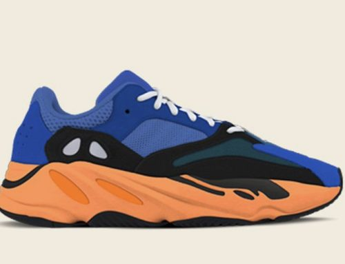 BRIGHT BLUE | YEEZY BOOST 700